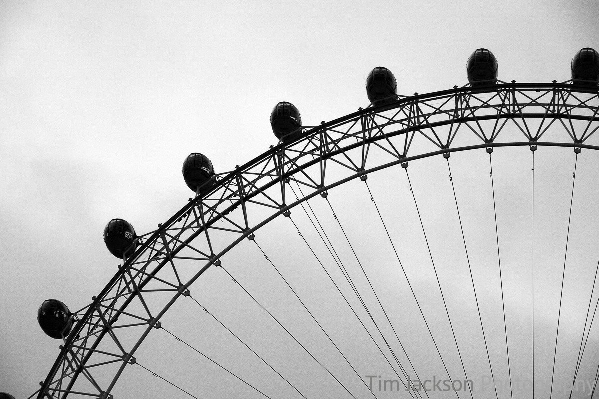 London Eye Pods