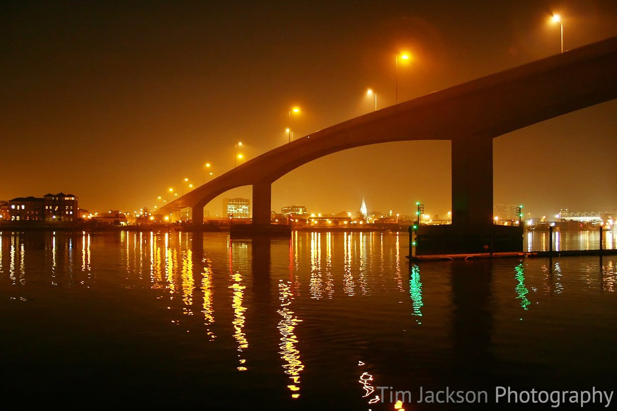 Itchen Bridge Photograph by Tim Jackson