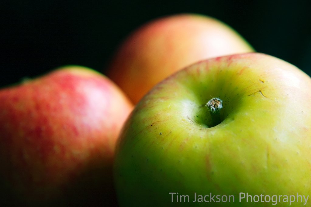 Apples Photograph by Tim Jackson