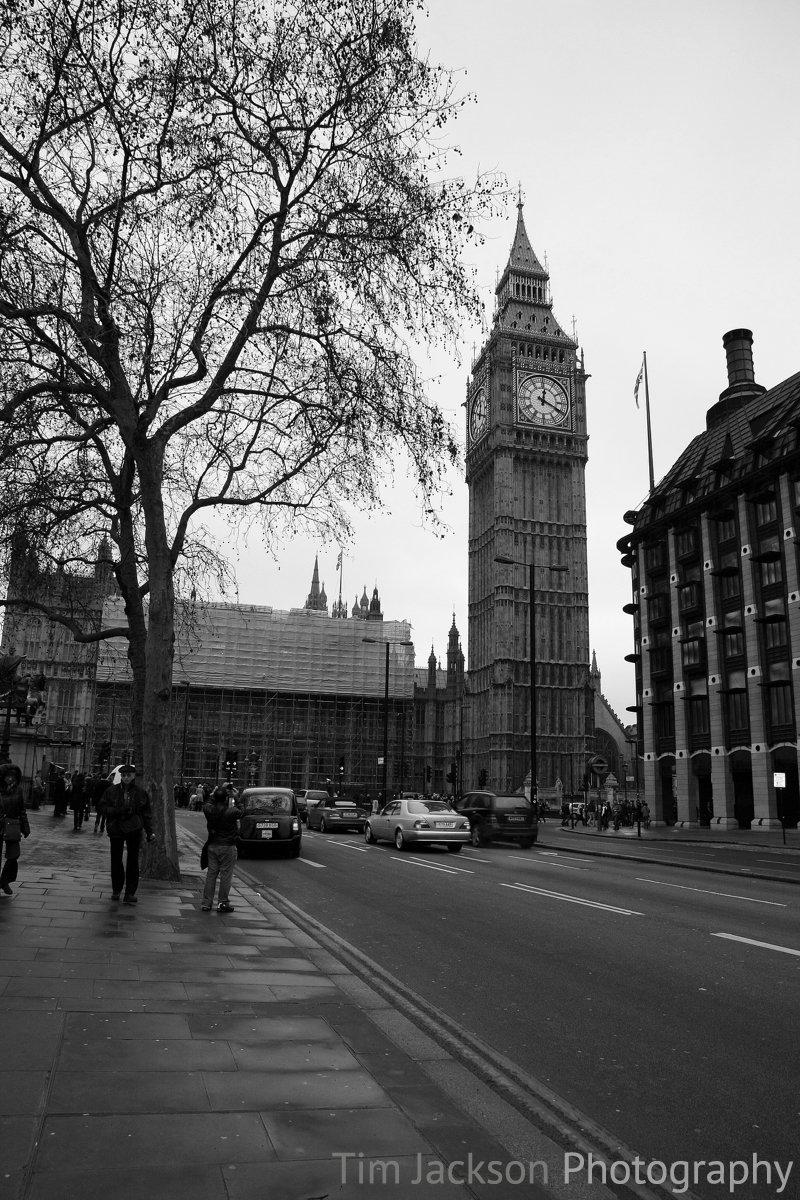 Big Ben Photograph by Tim Jackson