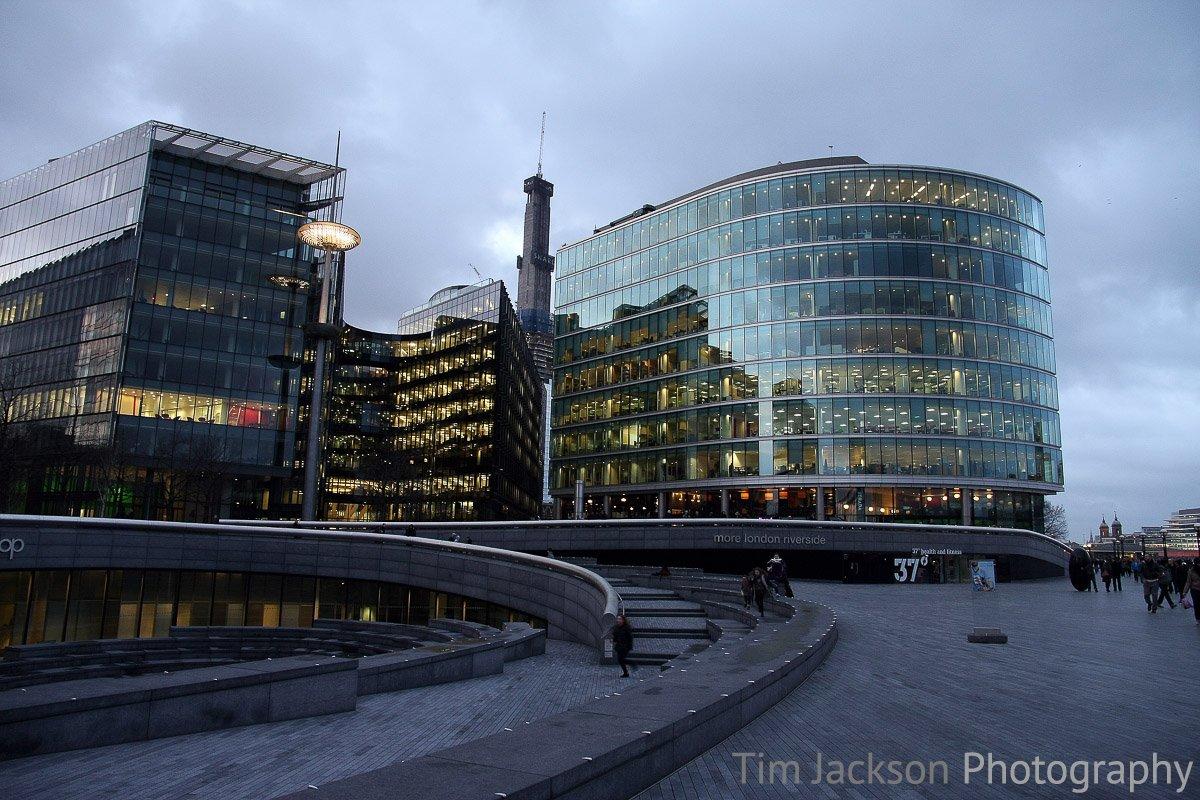More London Riverside Photograph by Tim Jackson