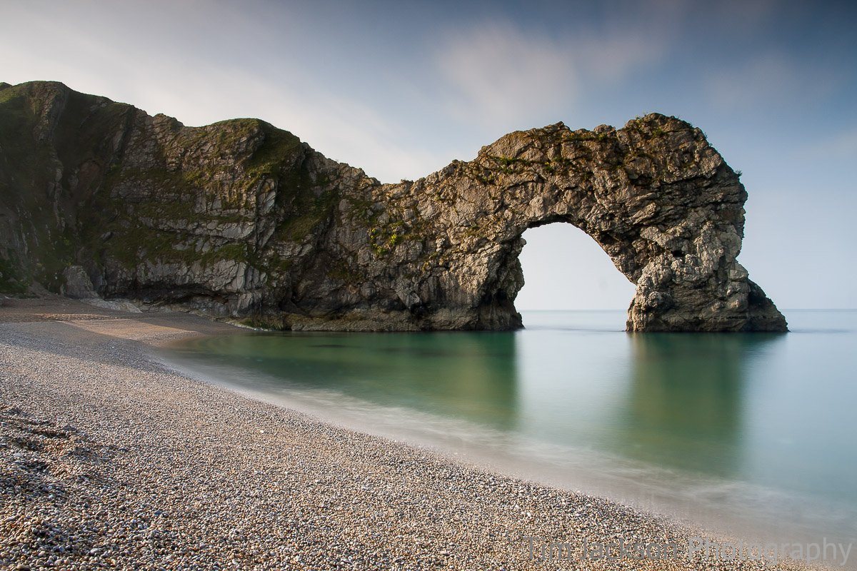 Durdle Door Revisited Photograph by Tim Jackson