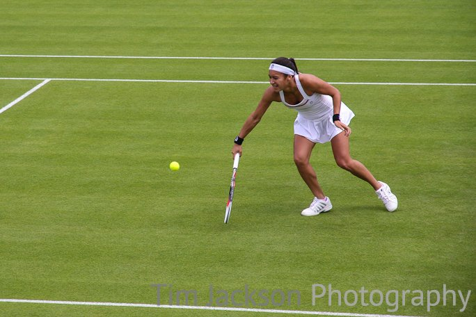 Wimbledon 2013 - Day 2 - Court 2 Watson Photograph by Tim Jackson