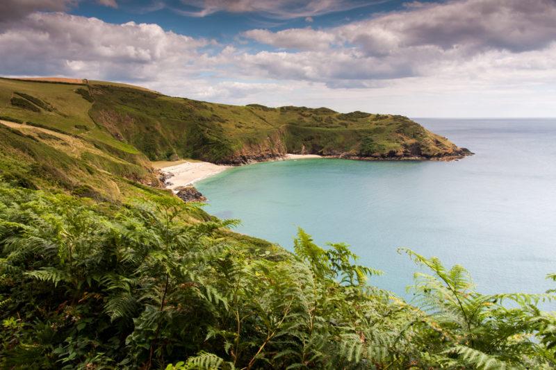 Great Lantic Bay Cornwall