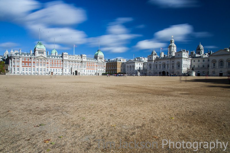 Horse Guards Parade Photograph by Tim Jackson