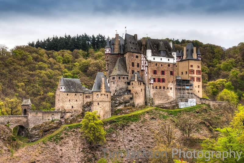 Burg Eltz Photograph by Tim Jackson