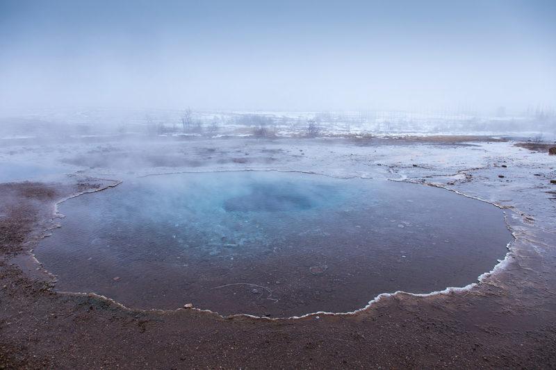 Geothermal Springs Geothermal Springs Photograph by Tim Jackson