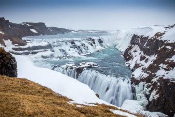 Iceland Trip Gullfoss Photograph by Tim Jackson
