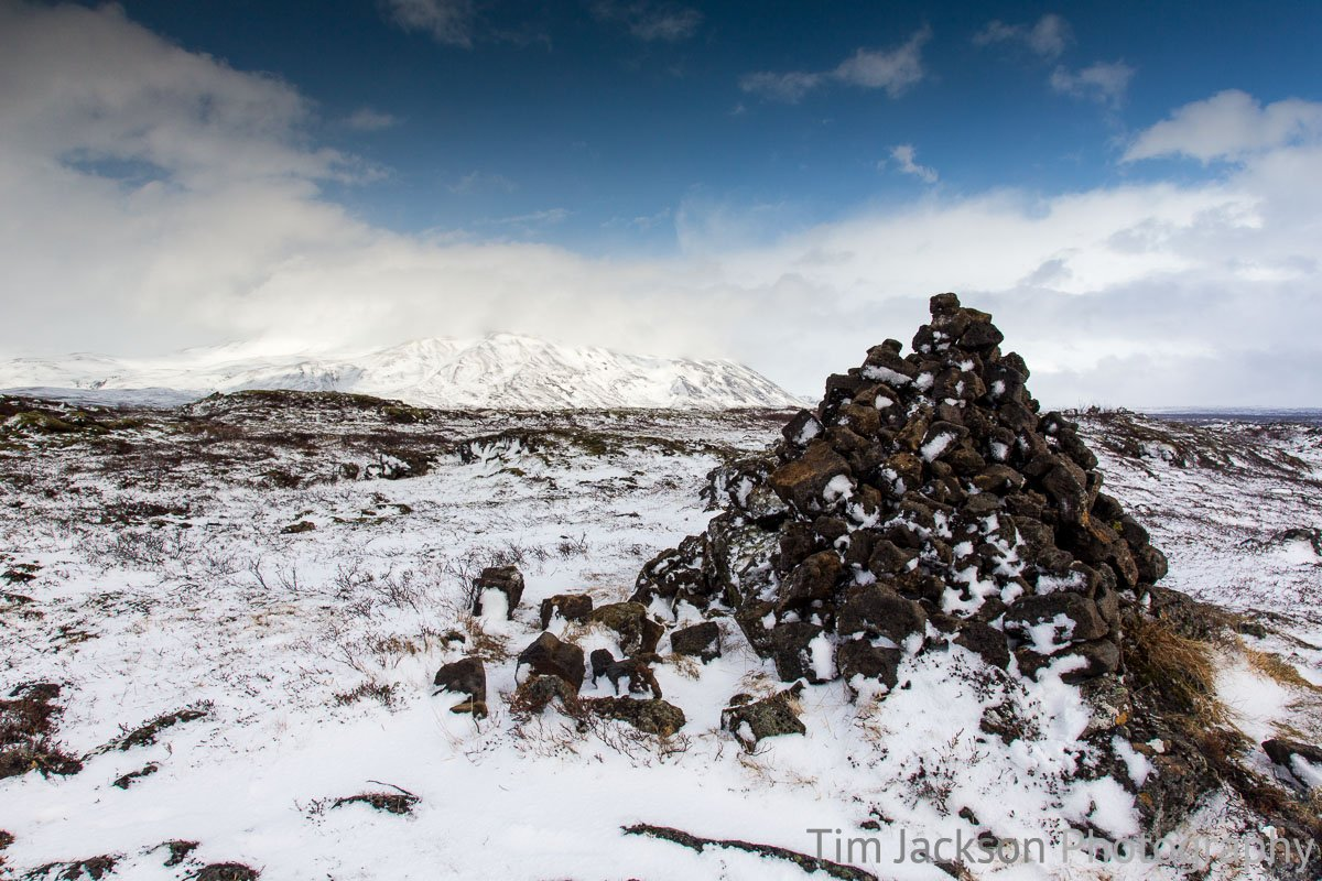 Icelandic Landscape Photograph by Tim Jackson