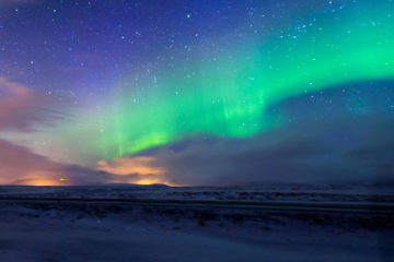 Iceland Trip Northern Lights 2 Photograph by Tim Jackson