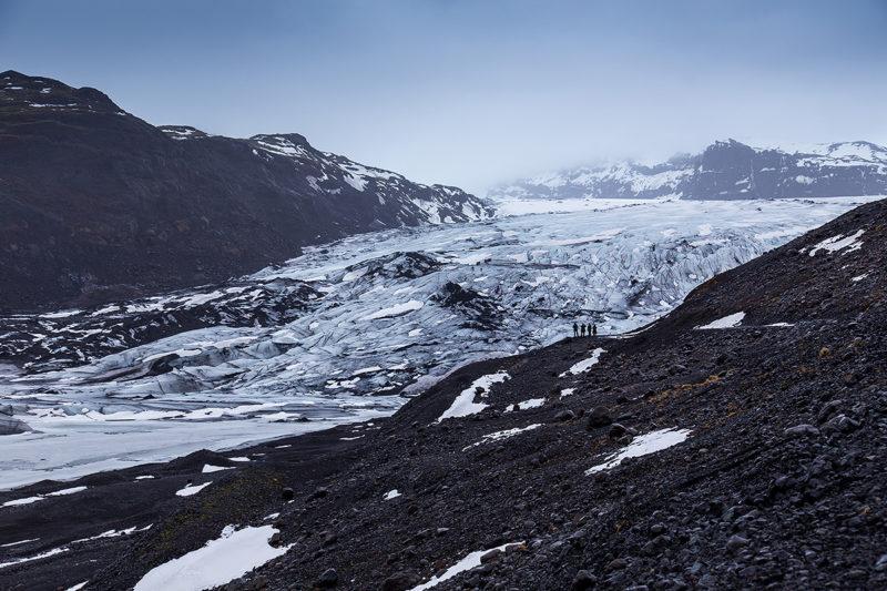 Solheimajokull Glacier Solheimajokull Glacier Photograph by Tim Jackson