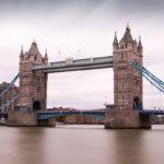 Rainy Day Photography in London London Bridge Photograph by Tim Jackson