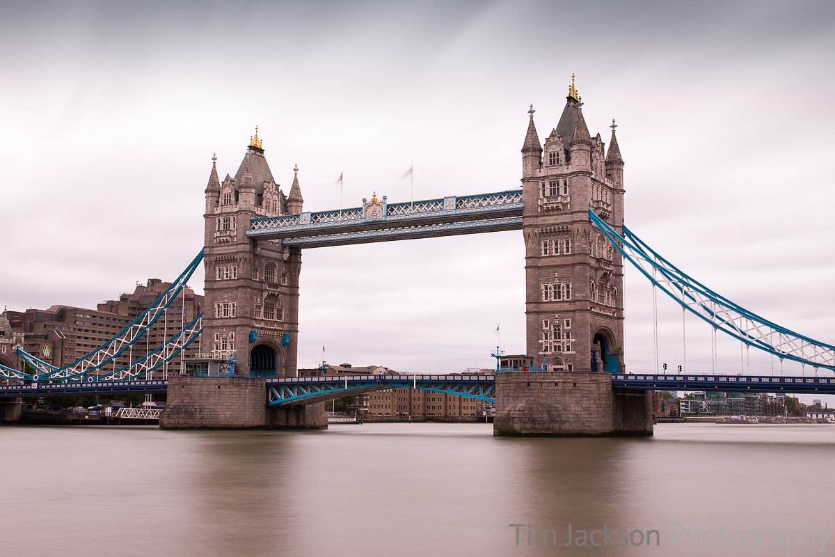 London Bridge Photograph by Tim Jackson