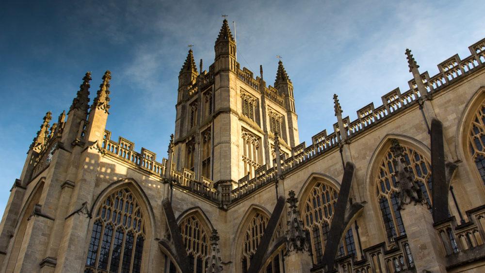 Trip to Bath Bath Abbey Photograph by Tim Jackson