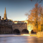 Trip to Bath Pulteney Bridge Bath Photograph by Tim Jackson