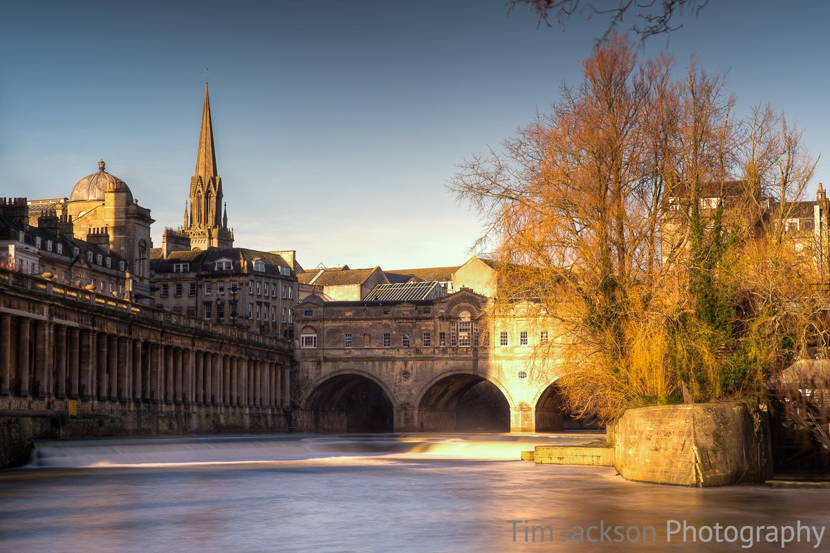 Pulteney Bridge Bath Pulteney Bridge Bath Photograph by Tim Jackson