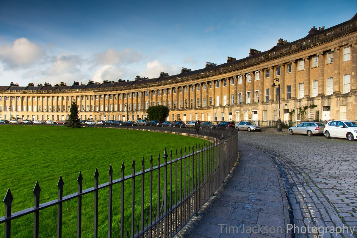 Royal Cresent Bath