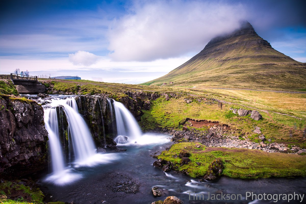 Kirkjufell Mountain Photograph by Tim Jackson