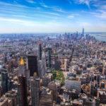 Manhattan from up high. Lower Manhattan Photograph by Tim Jackson