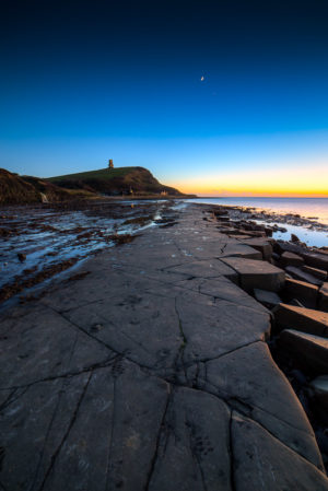 Jurassic Coast Kimmeridge Bay Ledges Photograph by Tim Jackson