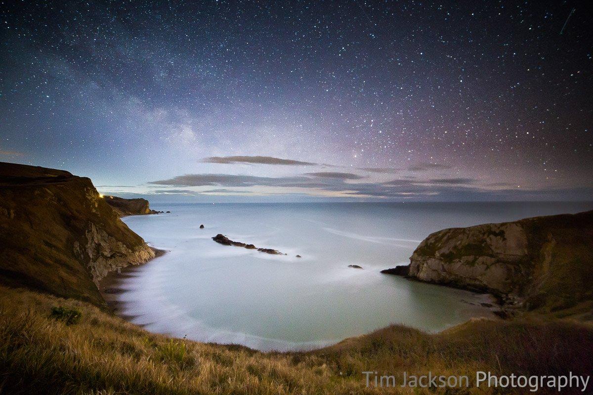 Milky Way Man O War Cove