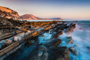 Jurassic Coast Mupe Bay Photograph by Tim Jackson