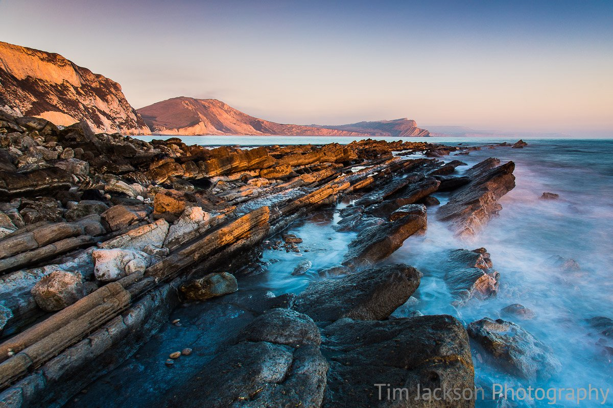 Mupe Bay Photograph by Tim Jackson