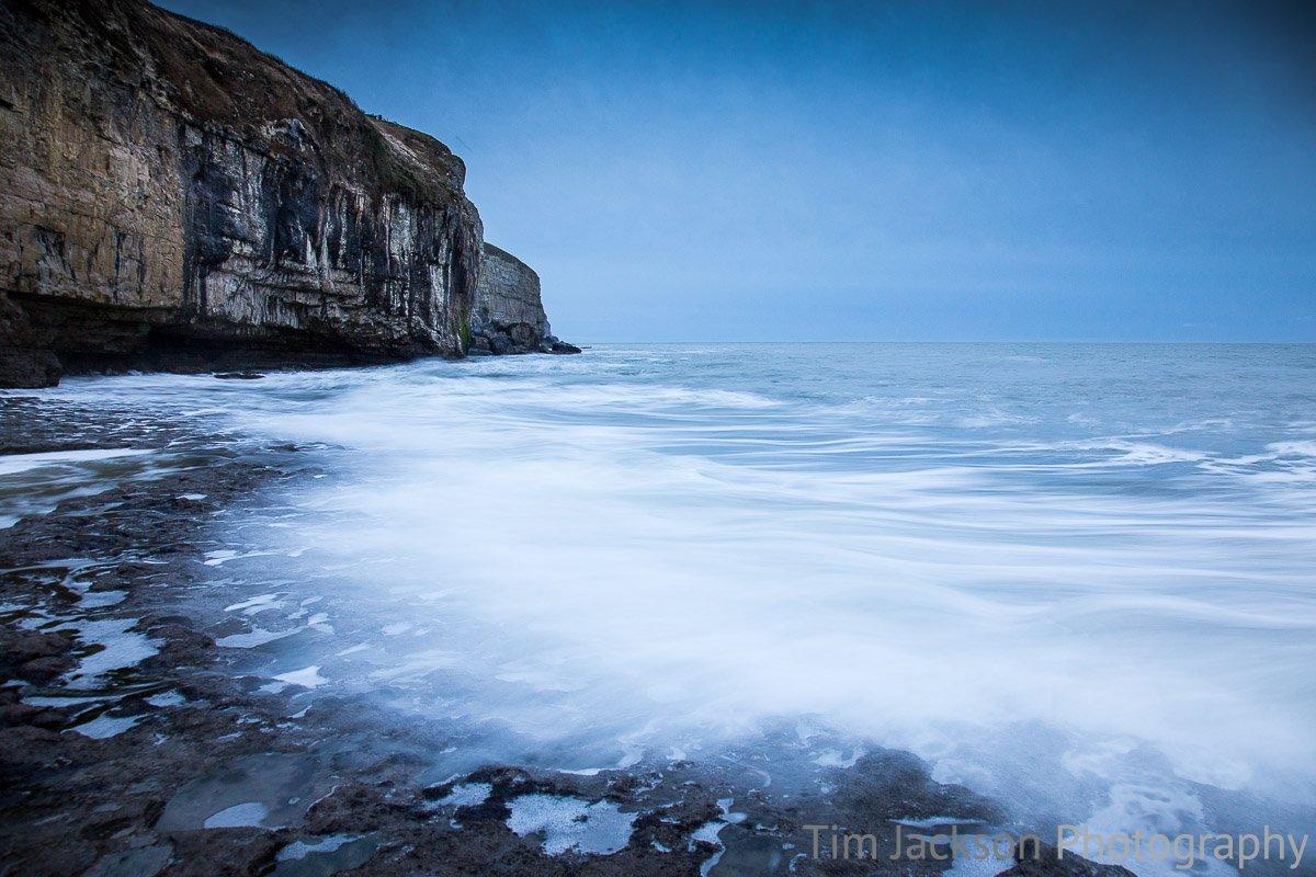 Tidal Rush Photograph by Tim Jackson