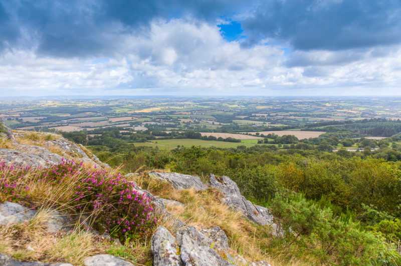 Gouezec Landscape Gouezec Landscape Photograph by Tim Jackson