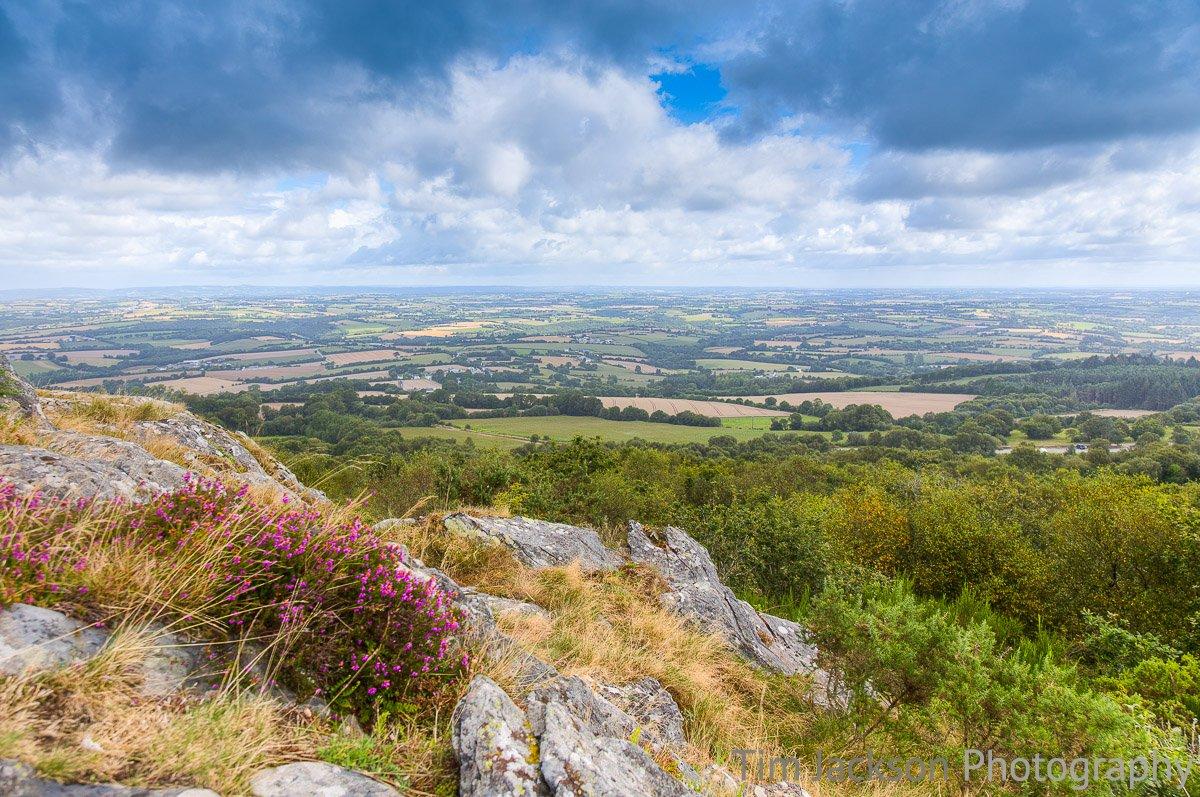 Gouezec Landscape Photograph by Tim Jackson