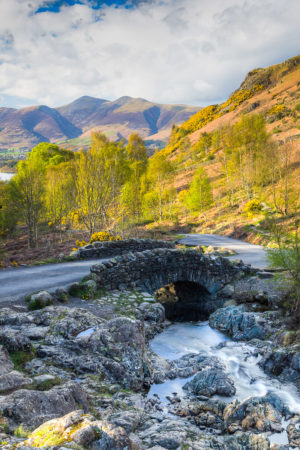 Lake District Ashness Bridge Photograph by Tim Jackson