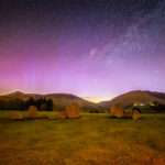 Trip to the Lake District that finished with seeing the Northern Lights Castlerigg Stone Circle Aurora Photograph by Tim Jackson