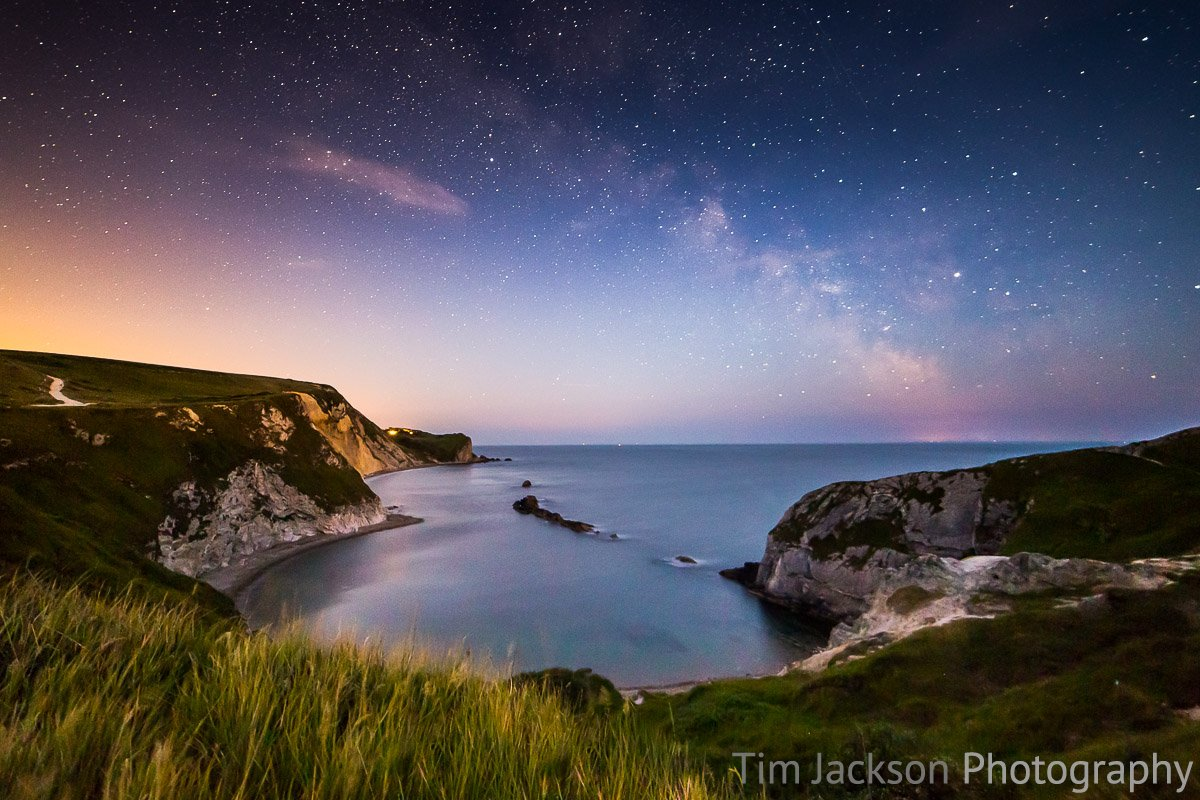 Man O War Cove Starscape