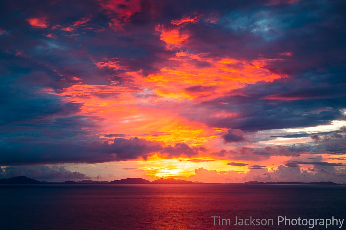 Isle of Skye Sunset Photograph by Tim Jackson