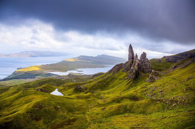 Old Man of Storr Old Man of Storr Photograph by Tim Jackson