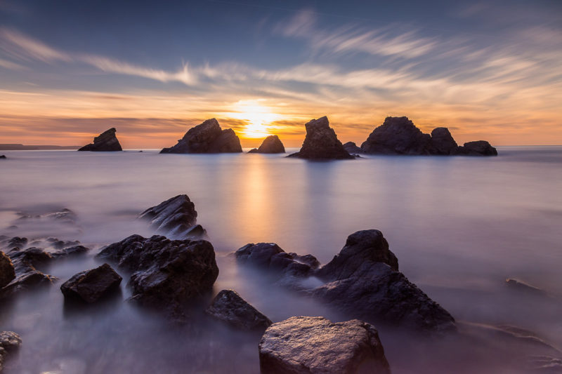 Mupe Bay Silky Sunrise Mupe Bay Silky Sunrise Photograph by Tim Jackson