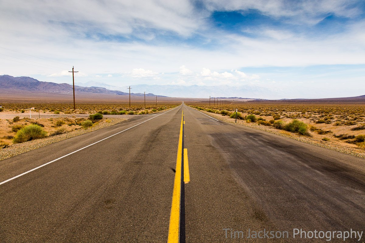 Death Valley Road Trip Photograph by Tim Jackson