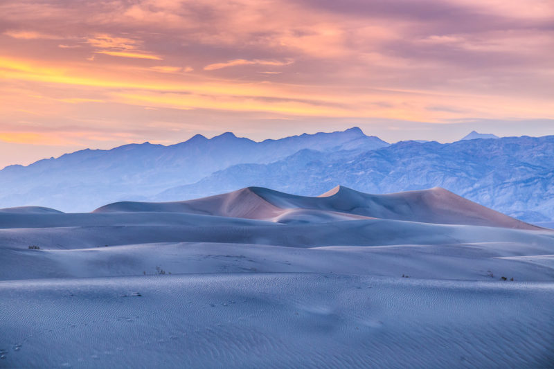 Mesquite Flat Sand Dunes Sunset Mesquite Flat Sand Dunes Sunset Photograph by Tim Jackson