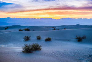 US West Coast Death Valley Sunset Photograph by Tim Jackson
