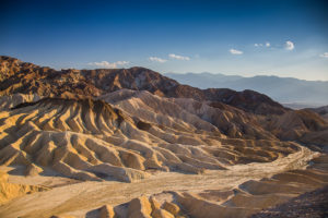 US West Coast Zabriskie Point Photograph by Tim Jackson