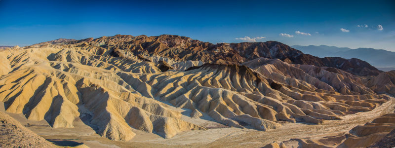 Zabriskie Point Death Valley Panorama Zabriskie Point Death Valley Panorama Photograph by Tim Jackson