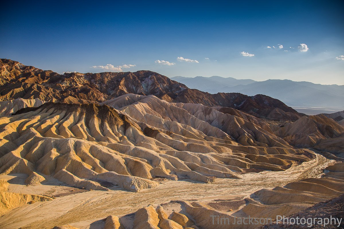 Zabriskie Point Zabriskie Point Photograph by Tim Jackson