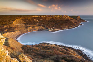 Jurassic Coast Chapmans Pool Photograph by Tim Jackson