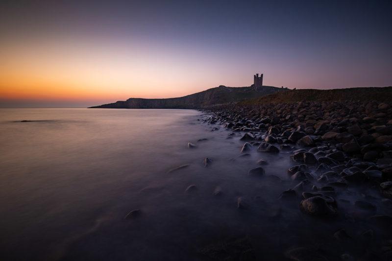 Dunstanburgh Castle Sunrise