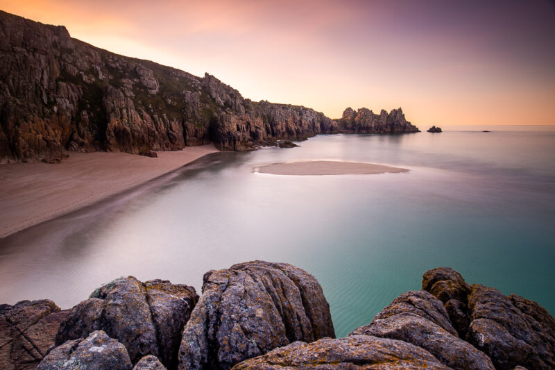 Logan Rock Sunrise