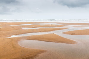 Sandymouth Bay Beach
